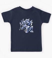 Gyarados - Pokemon Red & Blue Kids Tee