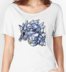Gyarados - Pokemon Red & Blue Women's Relaxed Fit T-Shirt