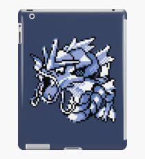 Gyarados - Pokemon Red & Blue iPad Case/Skin