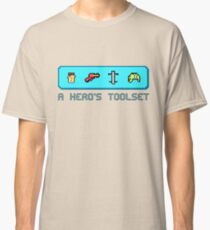 A Hero's Toolset Classic T-Shirt