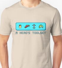 A Hero's Toolset Unisex T-Shirt