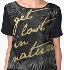 Get Lost In Nature Chiffon Top