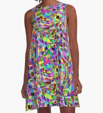 Brightness  A-Line Dress