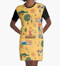 Anderson's Garden Book & Catalogue: Spring 1956 Graphic T-Shirt Dress