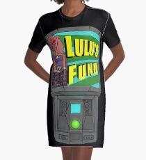 The Lulu Fund Graphic T-Shirt Dress