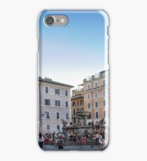 St. Mary's in Trastevere iPhone Case/Skin