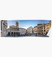 St. Mary's in Trastevere Poster