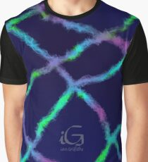 Colored Water  Graphic T-Shirt