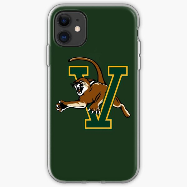 Univeristy of vermont iPhone Soft Case