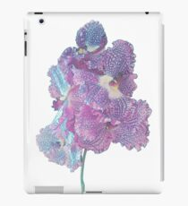 Purple Blossoms  iPad Case/Skin