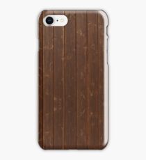 WOOD_PATTERN_7 iPhone Case/Skin