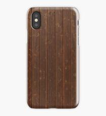 WOOD_PATTERN_7 iPhone Case