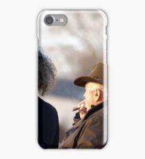 The Nine Figure Look iPhone Case/Skin