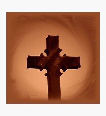 The  Cross of Jesus Photographic Print