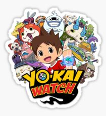 Yokai Watch Sticker