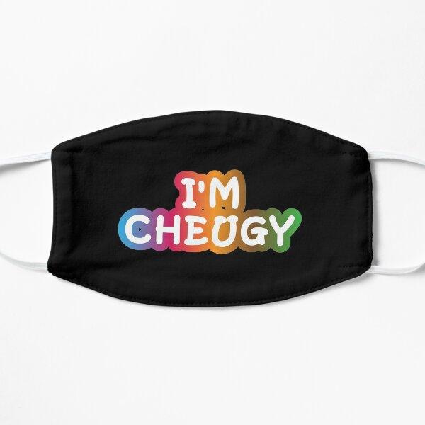 I'm Cheugy Flat Mask