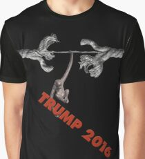 Trump and The Unity Circus.  Graphic T-Shirt