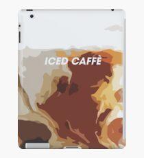 cafe latte iPad Case/Skin
