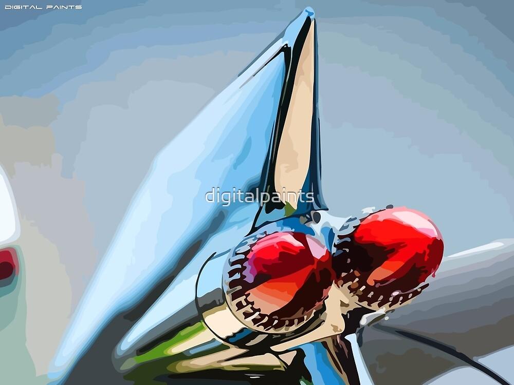 Tail lights by digitalpaints