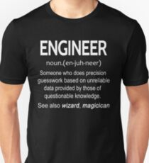 Engineer Noun T-shirts T-Shirt