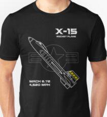 X-15 Rocket Plane T-Shirt