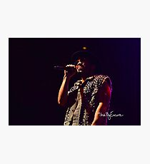 Anderson .Paak Photographic Print