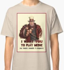 Uncle Heavy wants YOU Classic T-Shirt