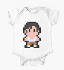 Pixel Chell One Piece - Short Sleeve