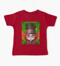 "Johnny Depp as Mad Hatter in Tim Burton's ""Alice in Wonderland"" Kids Clothes"