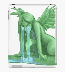 Weeping Angel (not from Dr. Who though) iPad Case/Skin