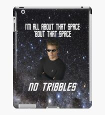 All Bout That Space iPad Case/Skin