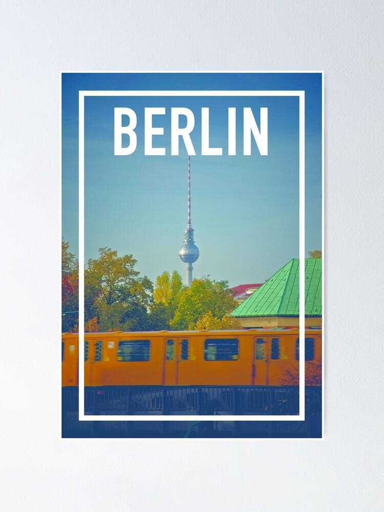 Alternate view of BERLIN FRAME Poster