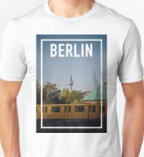 BERLIN FRAME Unisex T-Shirt