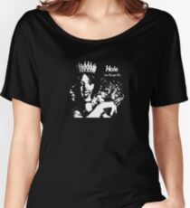 Live Through This - Hole (Courtney Love) Stencil Women's Relaxed Fit T-Shirt