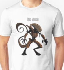 the allien Unisex T-Shirt