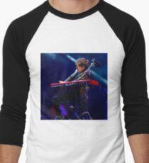 Jamie Cullum in the groove  Men's Baseball ¾ T-Shirt