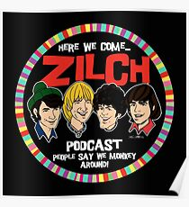 Zilch Podcast! Poster