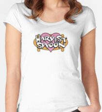 Harvest Moon - Harvest Swoon Women's Fitted Scoop T-Shirt