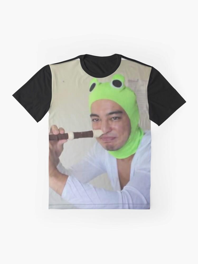 Alternate view of Salamander Man Graphic T-Shirt