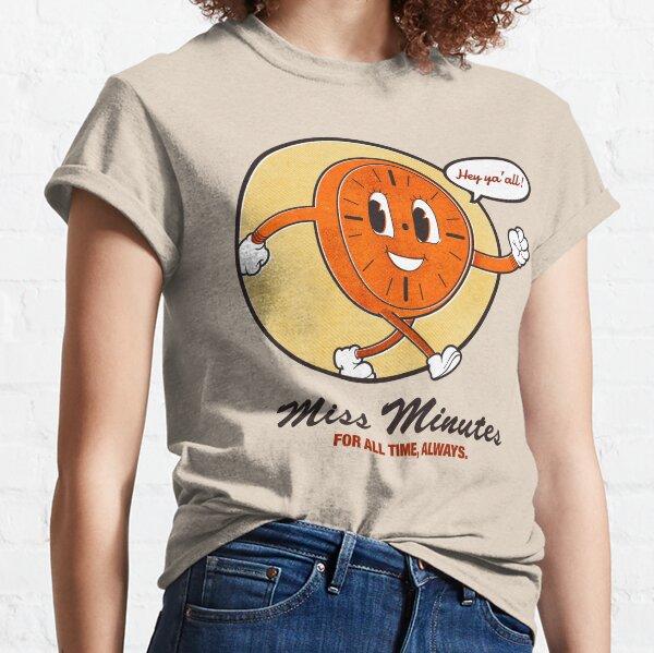 Miss Minutes Classic T-Shirt