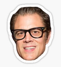 Johnny Knoxville Sticker