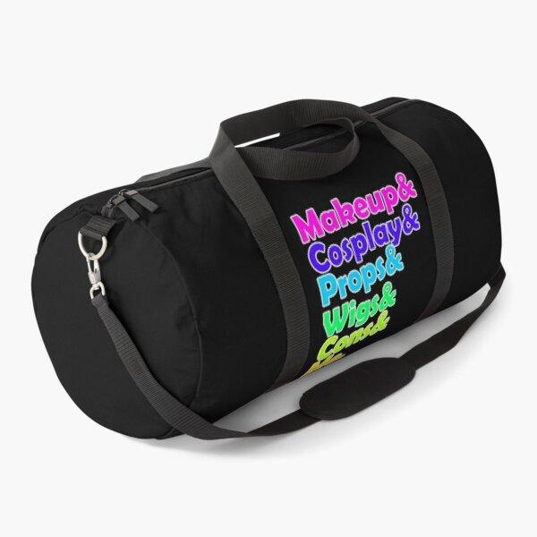 Makeup & Cosplay & Props Duffle Bag
