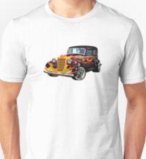 Retro Hot Rod T-Shirt