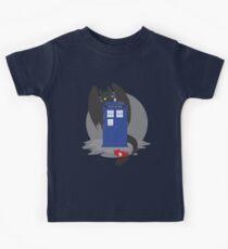 Toothless TARDIS Kids Clothes