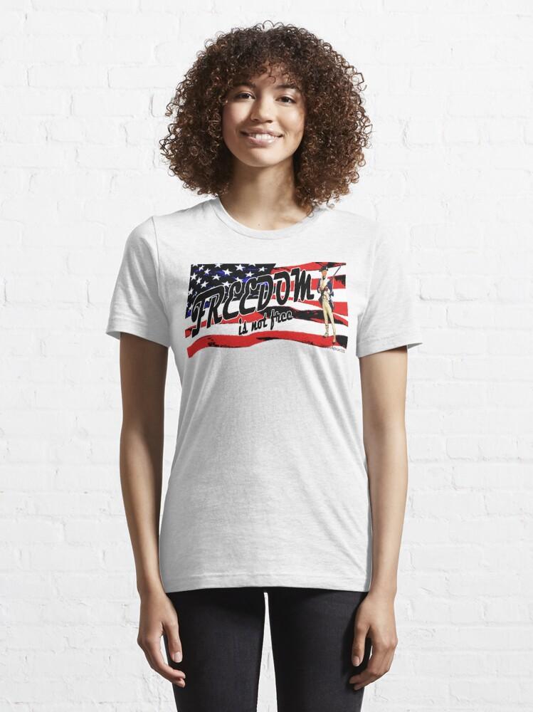 Alternate view of Minuteman Essential T-Shirt