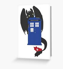 Train Your Doctor Greeting Card