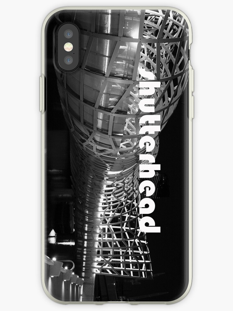 Shutter Head Logo iPhone Case Design 1. by JHP Unique and Beautiful Images