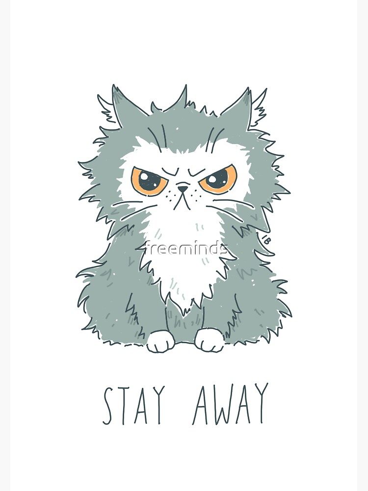 Stay Away by freeminds