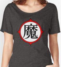 Piccolo Daimao Kanji Women's Relaxed Fit T-Shirt