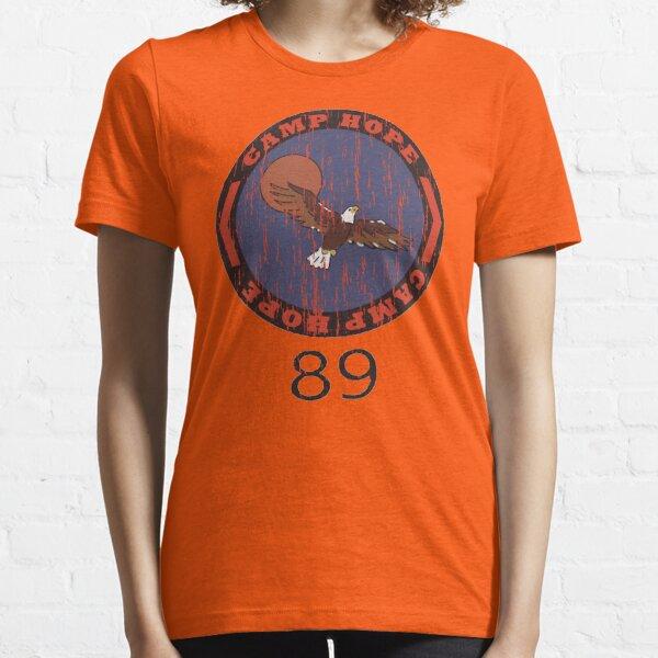 Heavyweights - Camp Hope 89 Essential T-Shirt